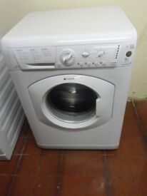 """""""Hotpoint """"Washing machine.. 9kg..Spin-1400...For sale..Can be delivered."""