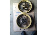 Yamaha yzf125 wheels