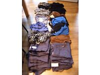 Sainsbury's T U Clothes Job Lot All New With Tags £422.00 Retail Value £60 The Lot