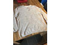 F & F grey jumper