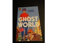 Ghost world By Daniel Clowes in Used very good condition