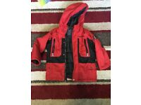 Boys winter coat 2-4 years