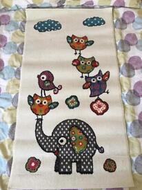 New! Rug for kids room. 80*150cm