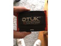 DTUK Pump Duse System