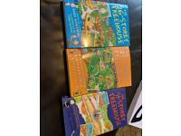 The storey Tree house books