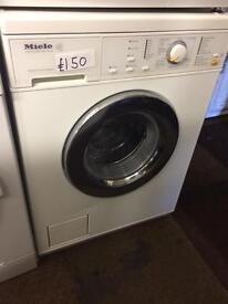 6KG MIELE WASHING MACHINE0002