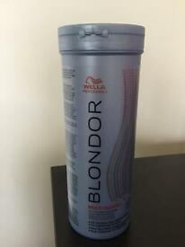 Wella Blondor 400g tub