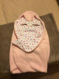 Morrck All Season baby hoody- size 1