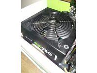 Corair CX750 750 watt power supply USED