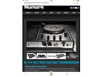 Numark idjpro excellent condition hardly any use bedroom only 4 month old