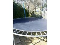 Trampoline for sale - 12 foot