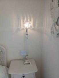 Mindy Browne Crystal Single Lamp