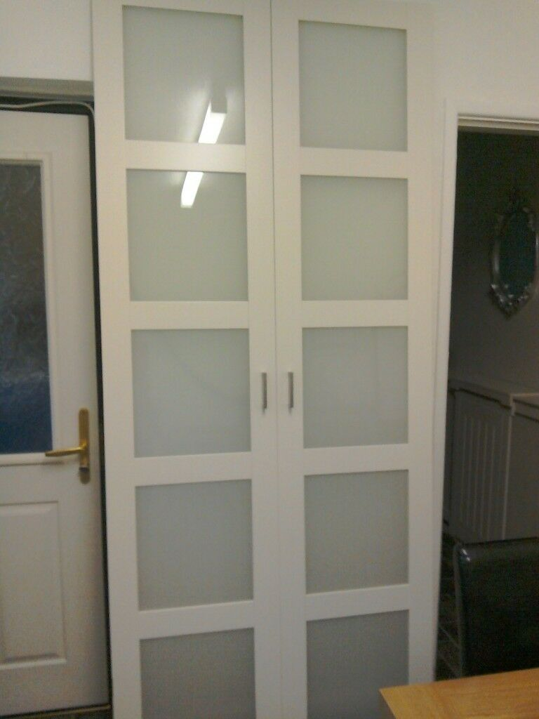 Ikea Bergsbo Wardrobe Doors For Pax System In