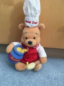 Pooh chef