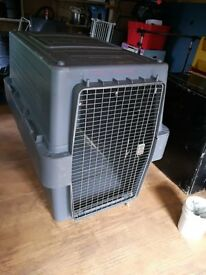 EXTRA LARGE DOG CRATE/AIRLINE APPPROVED