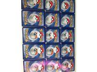 Pokemon custom booster pack x10 guarenteed rare