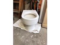 toilet cistern.