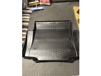 BMW 1 Series boot liner - as new condition