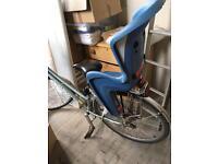 Child bike seat - collect near Reepham Norfolk