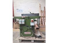 Sedgwick Thickener Planer - pick up only