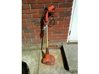 Flymo electric strimmer ** offers for quick collection **