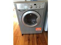 INDESIT IWDD71435 7kg Wash 5kg Dry 1400rpm Washer Dryer - Silver