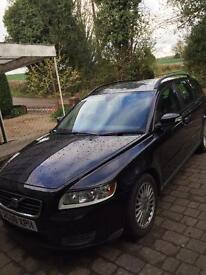 Volvo v50, diesel manual estate, low mileage
