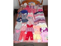 Girls clothes size 18-24 months