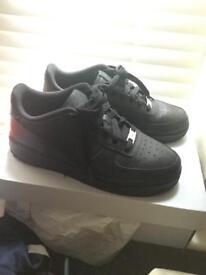 Black Air Force 1