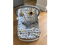 Jojo Maman Bebe Floating baby bouncer - Condition as good as New -£18