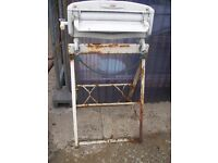 VINTAGE ACME MANGLE NEEDS TLC STILL WORKING
