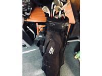Set of golf clubs FREE