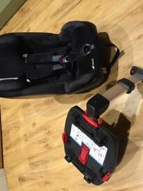 Hauk Grp 0/1+ -18kg isofix car seat