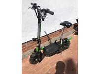Electric Uber scooter 1000w(seated)
