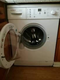 Boosch washing machine