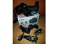 Canon eos350d slr kit