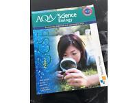 AQA Biology and Chemistry Textbook GCSE