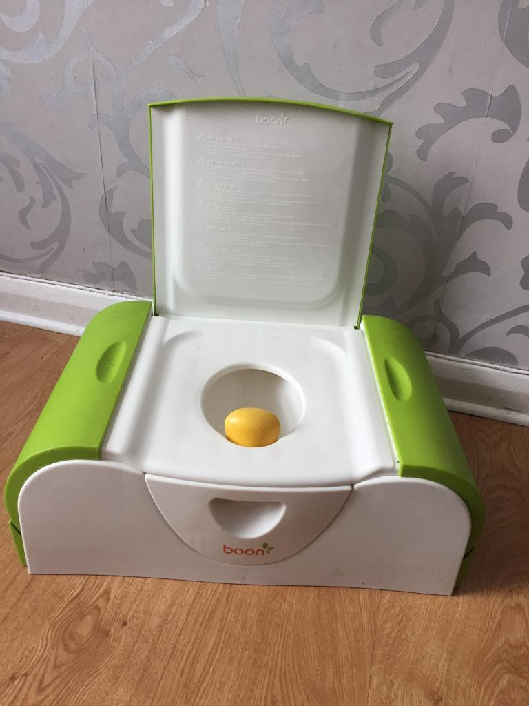 boon potty bench  in leyton london  gumtree - boon potty bench image  of