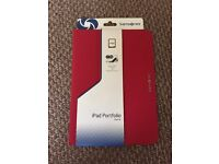 iPad Air cover, Samsonite in Red