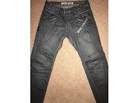 Police Jeans W30 L34