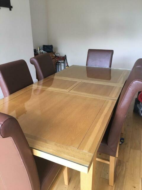 Fenwick Designer Extendable Dining Table And Chairs In Newcastle Tyne Wear Gumtree