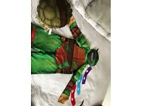 Ninja Turtle dressing up costume