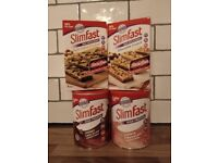 New Slimfast products