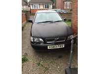 Volvo s40 1.8 for sale £300 ono