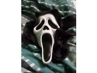 Ghostface rare (Scream) Mask