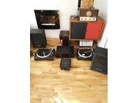 DJ deck Full kit