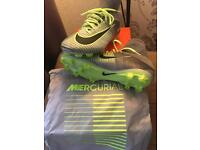 Brand new Nike mercurial superfly v size uk 11 ACC