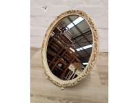 Vintage Dressing Table Mirror (DELIVERY AVAILABLE)