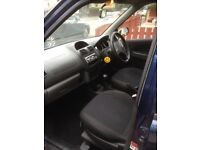 Suzuki Ignis 2006 private plate, low mileage, MOT'd end of April 2019. very reliable