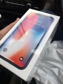 iPhone X 256GB Space Grey Unlocked Sealed